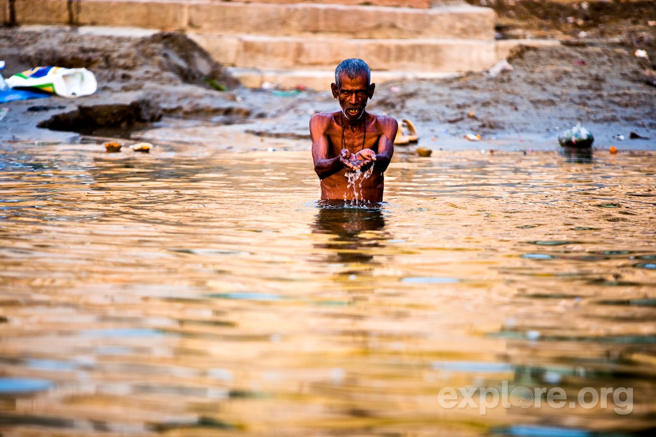Chronicle: Spiritual India: River of Compassion(The Ganges ...