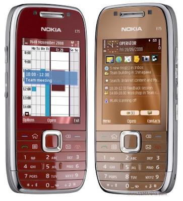 New the Nokia E75