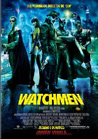 Ver Pelicula Watechman Online y Descargar