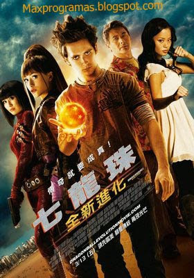 Ver Pelicula DragonBall Evolution (2009) y Descargar