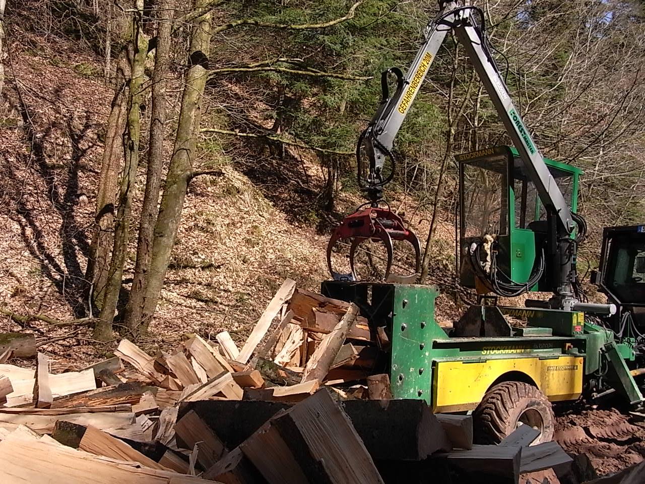 Billot Bois Pour Fendre Buches : monotarcie: fendre son bois
