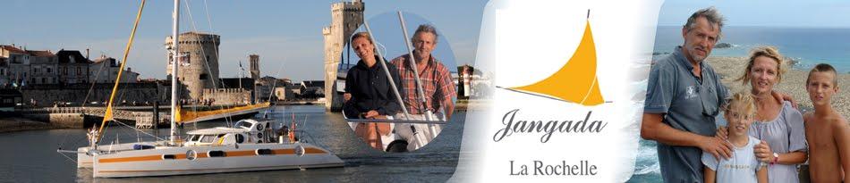 Jangada - Tour du monde en voilier
