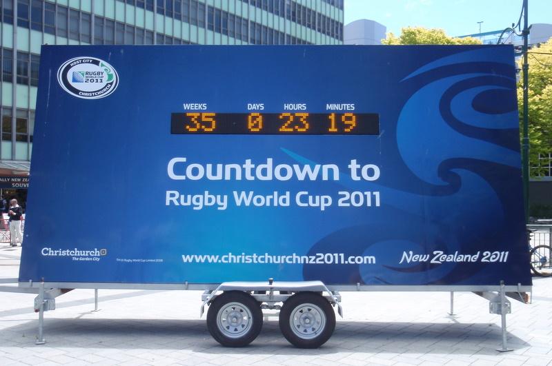 Jangada tour du monde en voilier janvier 2011 - Prochaine coupe du monde de rugby ...