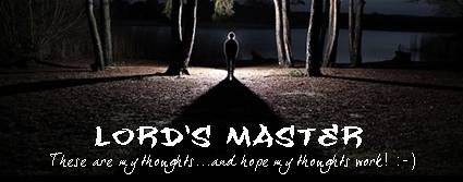 Lord's Master