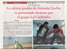 ANTONIO GARBO y La Cachimba.
