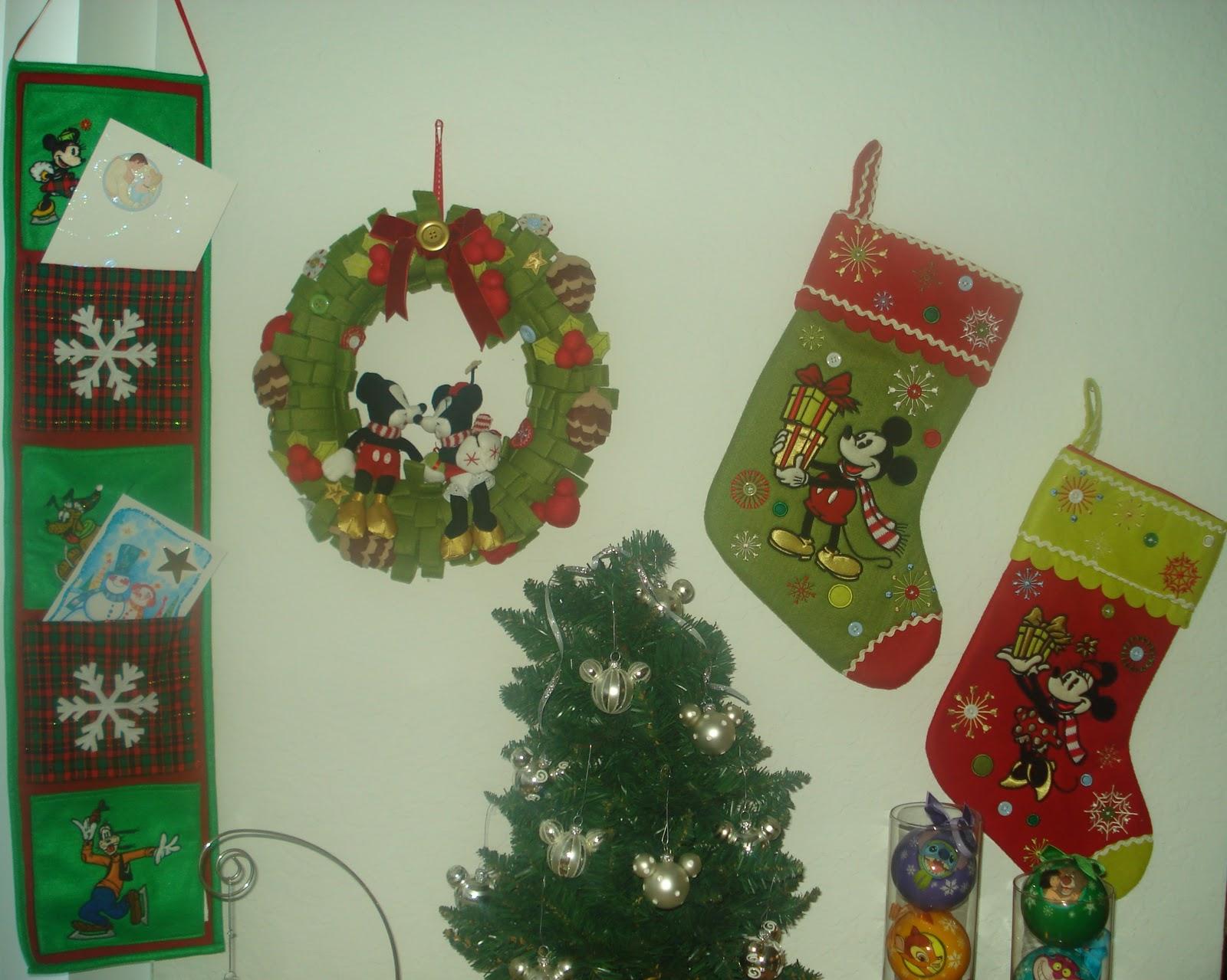 Disney christmas decorations for home - Disney Christmas Decor