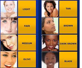 Ubahkan warna kulit anda dari gelap kepada cerah!