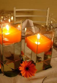 velas para decoracao