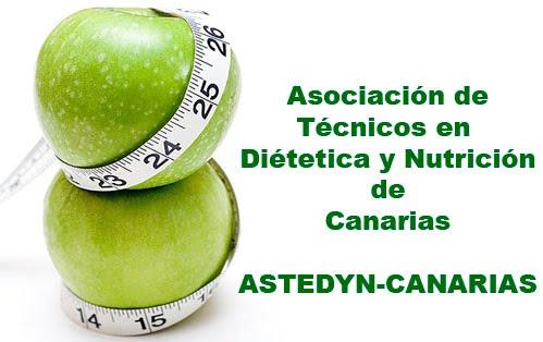ASOCIACIÓN TÉCNICOS EN DIETÉTICA Y NUTRICIÓN DE CANARIAS (ASTEDYN - CANARIAS