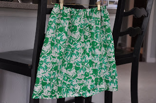 A Skirt for Mama