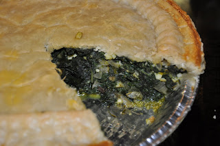 Cornais Spinach Pie