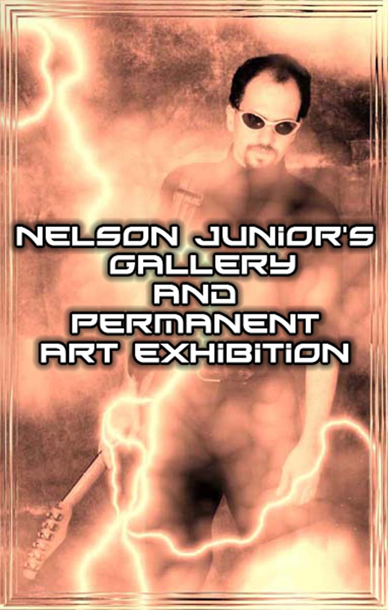 Nelson Junior's Multimedia Art