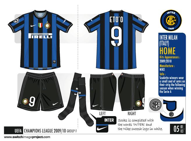 Pes Miti Del Calcio View Topic Inter Milan 2009 2010 Triplete