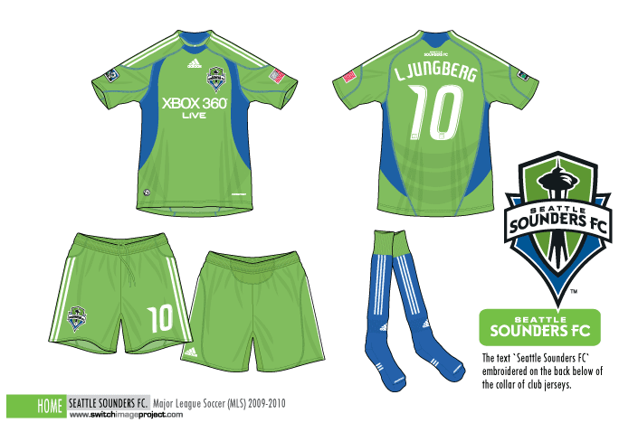 image gallery sounders colors