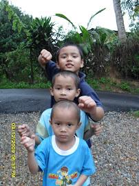 Anak-anak saudaraku..bakal mujahid&mujahidah..insyaAllah!