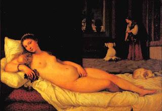 Titian: a man who loved infinite depth-of-field.