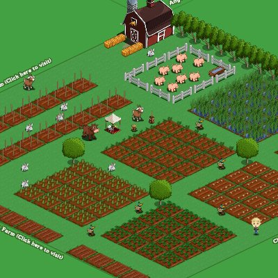 orchards in farmville. Farmville Gets Real