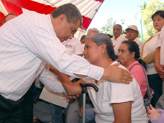 Seguridad y empleo para la Mixteca, compromiso de la SEDESO