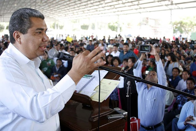 Más empleo en infraestructura en seguridad de Tehuacán