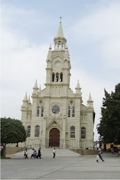 """Templo matriz """"Santísima Trinidad"""""""