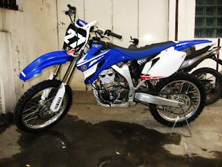 Info Harga - Motor Jakarta: Info: Jual Motor Trail SE Yamaha YZ250F ...