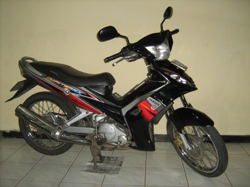 Harga Motor Bekas Yamaha Jupiter Mx Tahun 2011