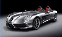 Mercedes SLR revealed