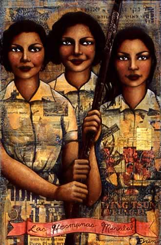 Las hermanas mirabal mariposas en el tiempo grupo de - El tiempo dos hermanas aemet ...