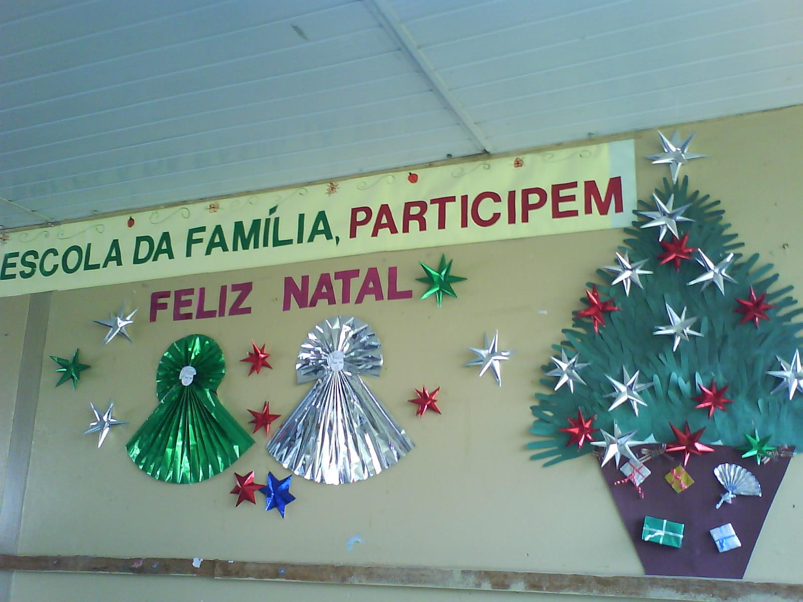 Ee Hugo Penteado Teixeira Decoração De Natal