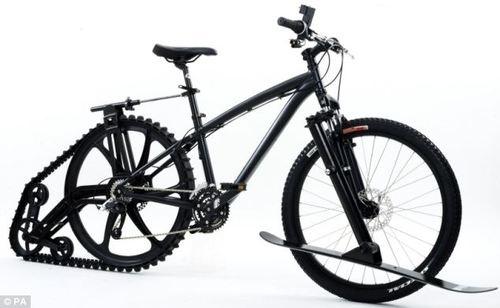 Bike James Intervals James Bond Bike
