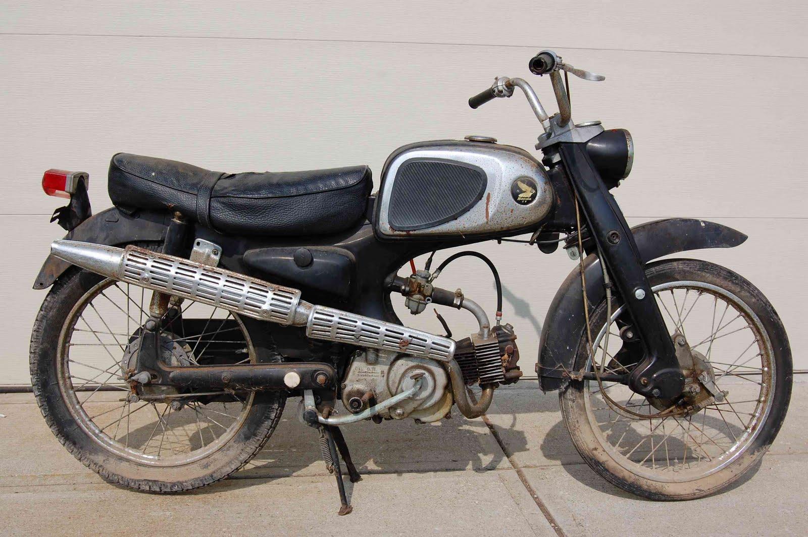 R4L  C110 Honda sport 50