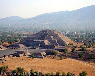 Mistery Piramida Teotihuacan
