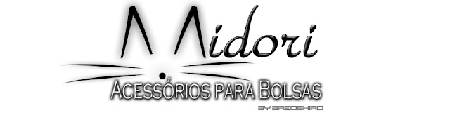 =^.^= Midori Acessrios Para Bolsas =^.^=