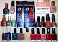 Obsessed with nail polish: Giveaway