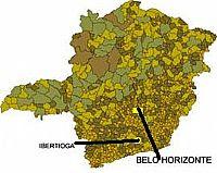 Geografia de Ibertioga