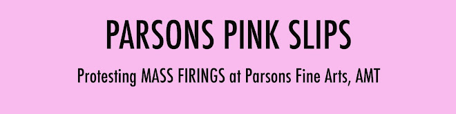 Parsons Pink Slips