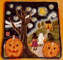 Halloween Rug