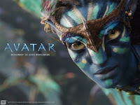 Neytiri in Avatar Movie Wallpaper