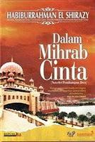 Dalam Mihrab Cinta (Novel)