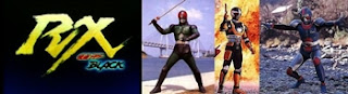 Kamen Rider Black RX | Episode
