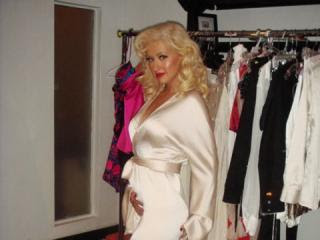christina aguilera leaked photos