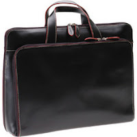 Lodis Slim Triangle Briefcase 509AU