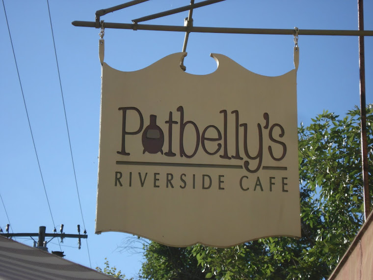 Potbelly's Riverside Cafe