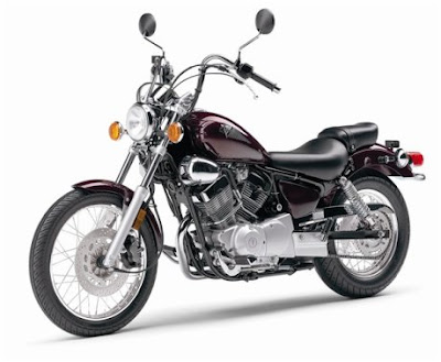 semuamuat  The Amazing Of Yamaha Virago 250