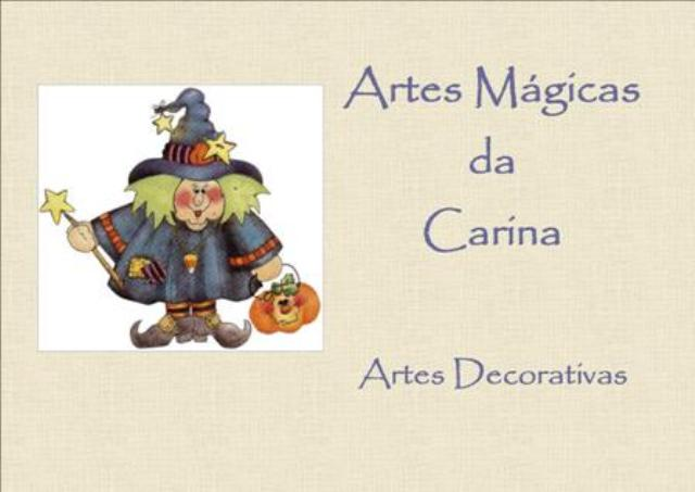 Artes Magicas da Carina