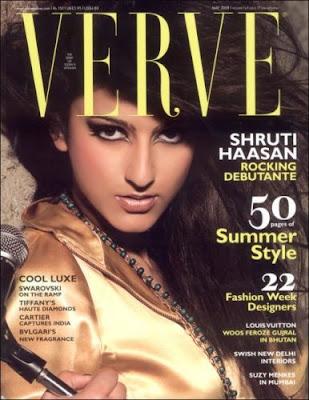 Shruti Hassan Stardust Magazine Pics