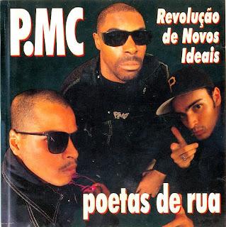 P.MC e Poetas de Rua - Revolu?§??o de Novos Ideais