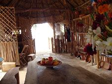 Comunidad maya de Ek Balam