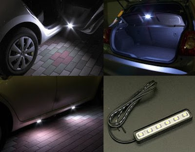 Luxer1 LED Point Lamp various application both interior and exterior
