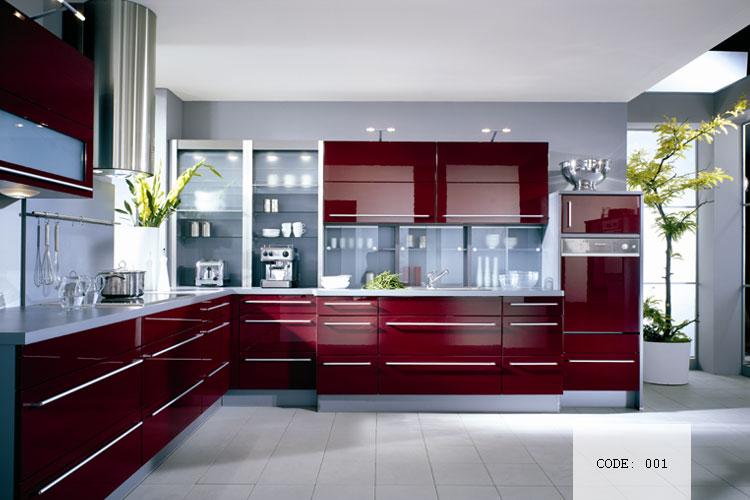Arrayan muebles muebles de cocina for Modelos de cocinas pequenas modernas